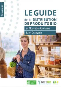 Première édition du guide de la distribution bio ! 1