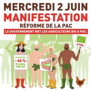 Soutenir l'AB : mobilisation à Paris le 2 juin 2021 1